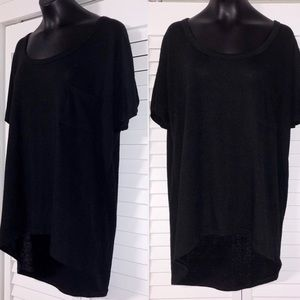 Zenana Black Top